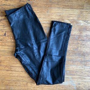 🎉 H&M Pleather Leggings